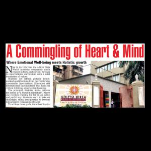 Commingling Heart & mind