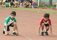 ABWA School Sports day